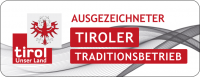 Tiroler Traditionsbetrieb Logo